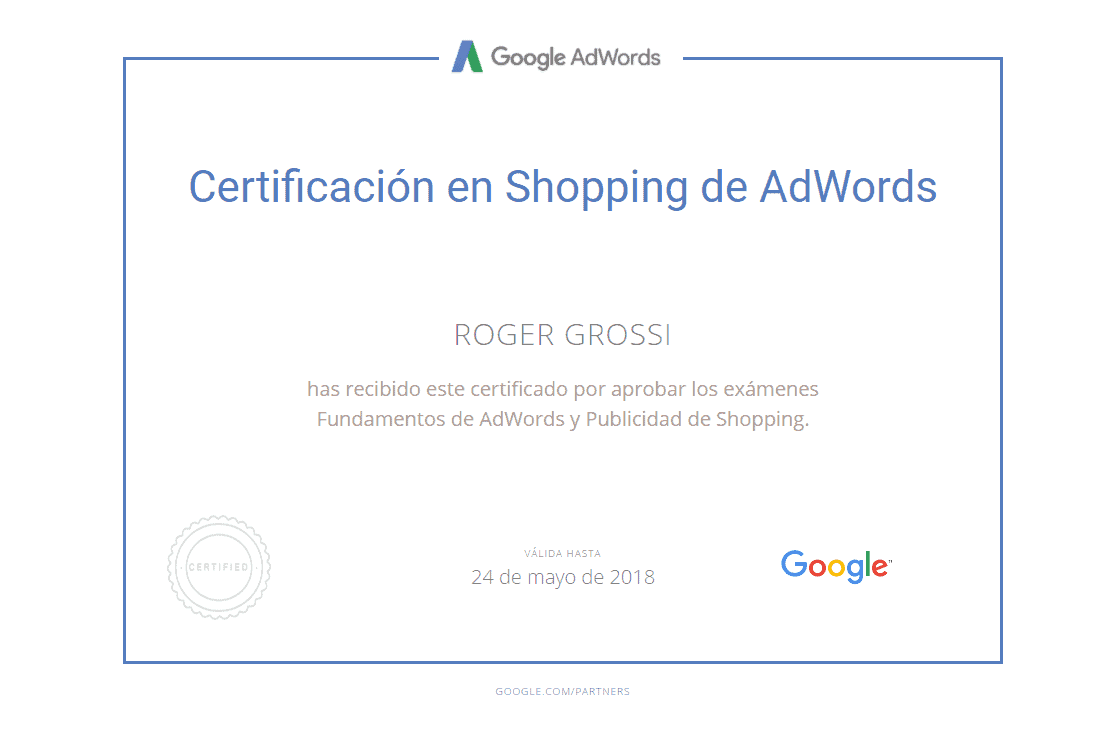 certificación-shopping-adwords
